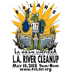 FOLAR's La Gran Limpieza – the 24th annual great LA River Cleanup!