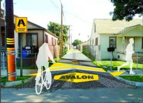 Elysian Valley-LA River Bike Path Safety Meeting