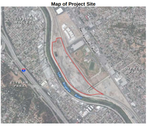 City Nears Purchase of Key Parcel for L.A. River Revitalization – adjacent to Elysian Valley
