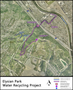 Elysian Park and Downtown Water Recycling Projects Informational Meetings