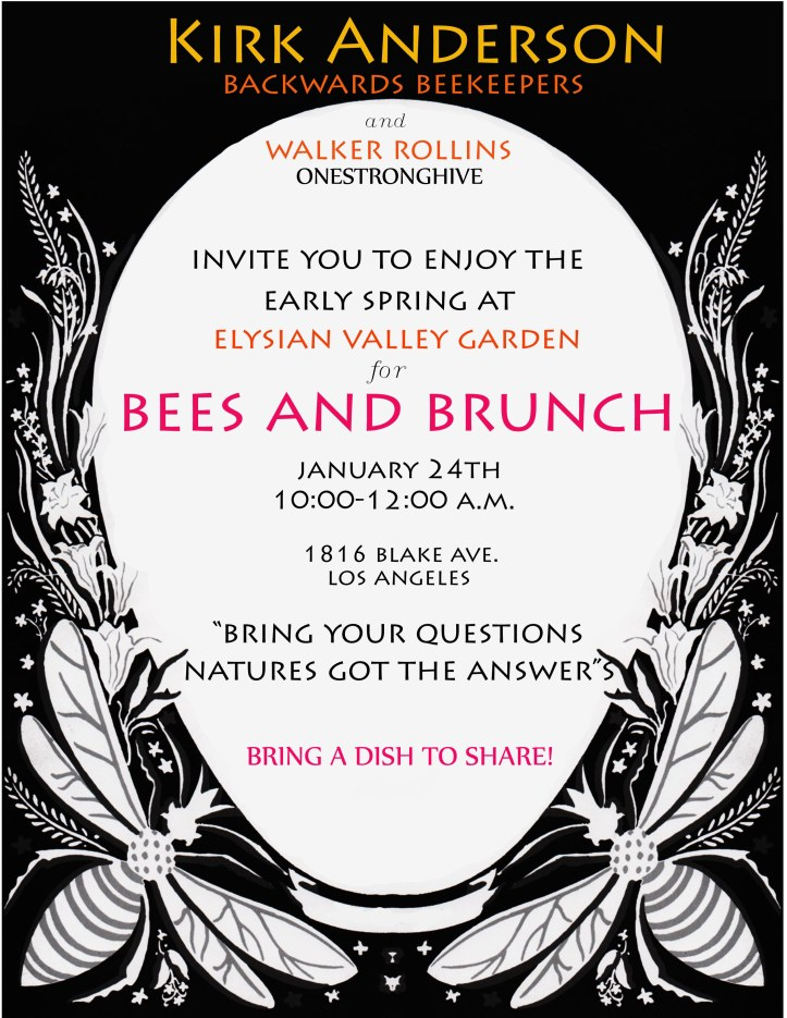 BEES AND BRUNCH