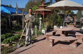 Jardin del Rio CommunityGarden
