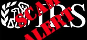 IRS Phone Scam[ALERT]