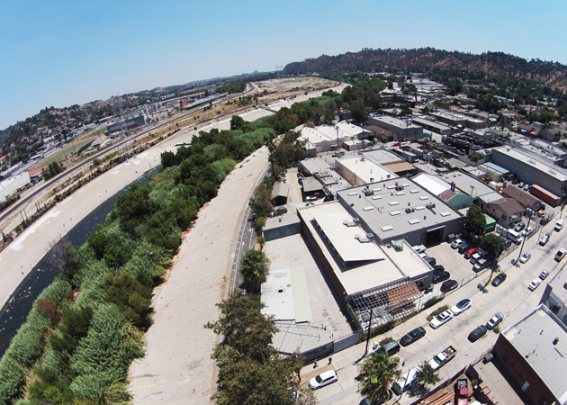 FROGTOWN DRONE TEST