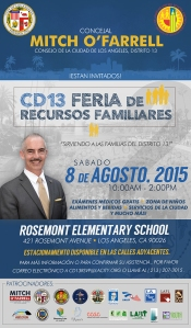 CD13 Family Resource Fair (2nd Year) FINAL (Spanish)