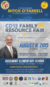 CD13 Family Resource Fair (2nd Year) FINAL