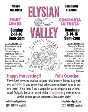 Elysian Valley Fruit Share